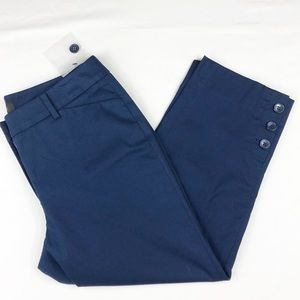 Talbots the Perfect Skimmer pants, size 4, NWOT